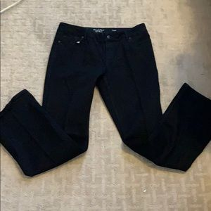 Woman's Simply Vera Black boot cut Jeans, Size 12